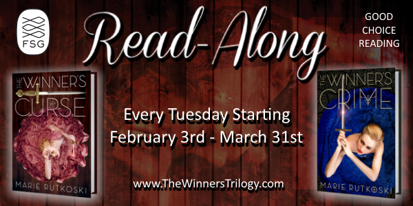The Winner's Trilogy by Marie Rutkoski