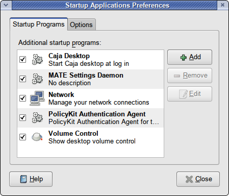 how to setup windows applications on startup