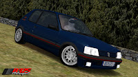 Clio Williams y 205 GTI rFactor 5