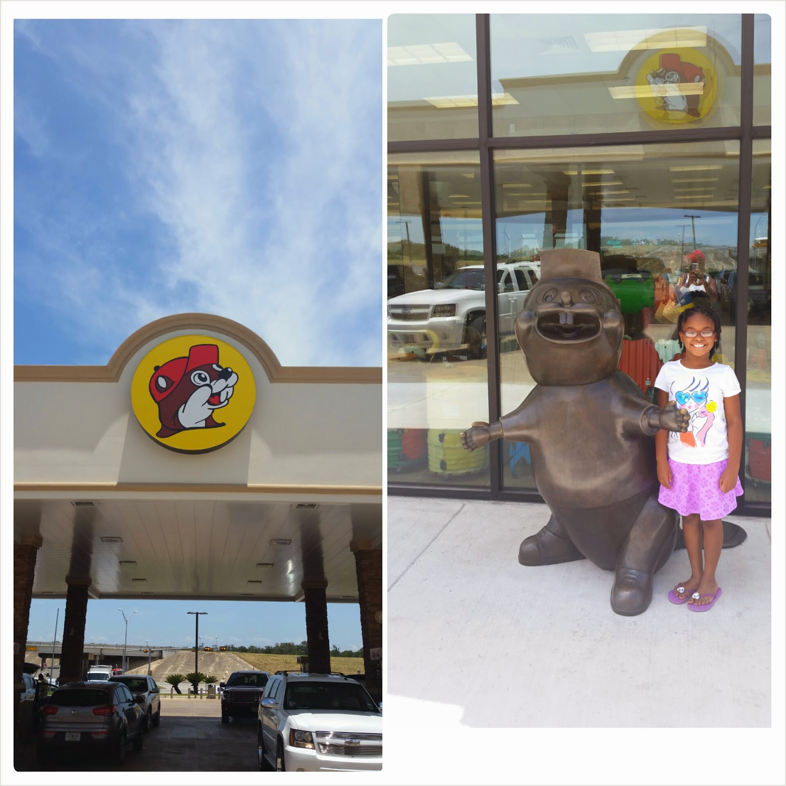 My Epic Family Road Trip Vacation! #RoadTrip #bucees via ProductReviewMom.com