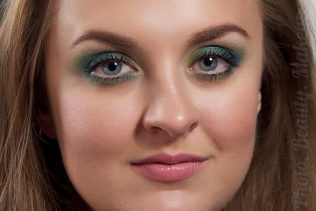 Классический европейский макияж