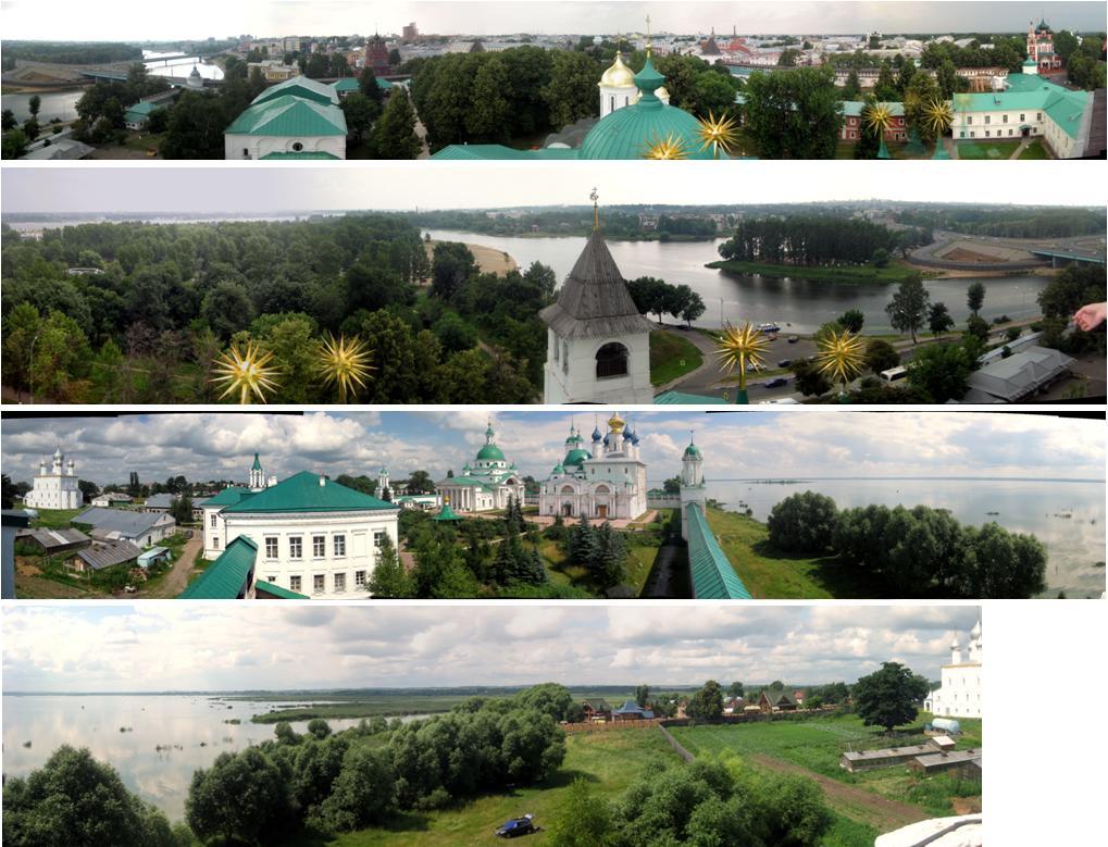 6 vivid images of Yuri Bogatyryov