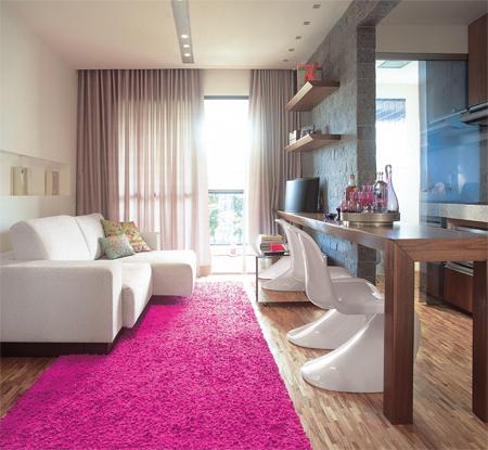 Salas modernas peque as bien decoradas ideas para - Decoracion reiki ...