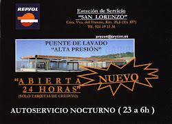ESTACION DE SERVICIO (SAN LORENZO)