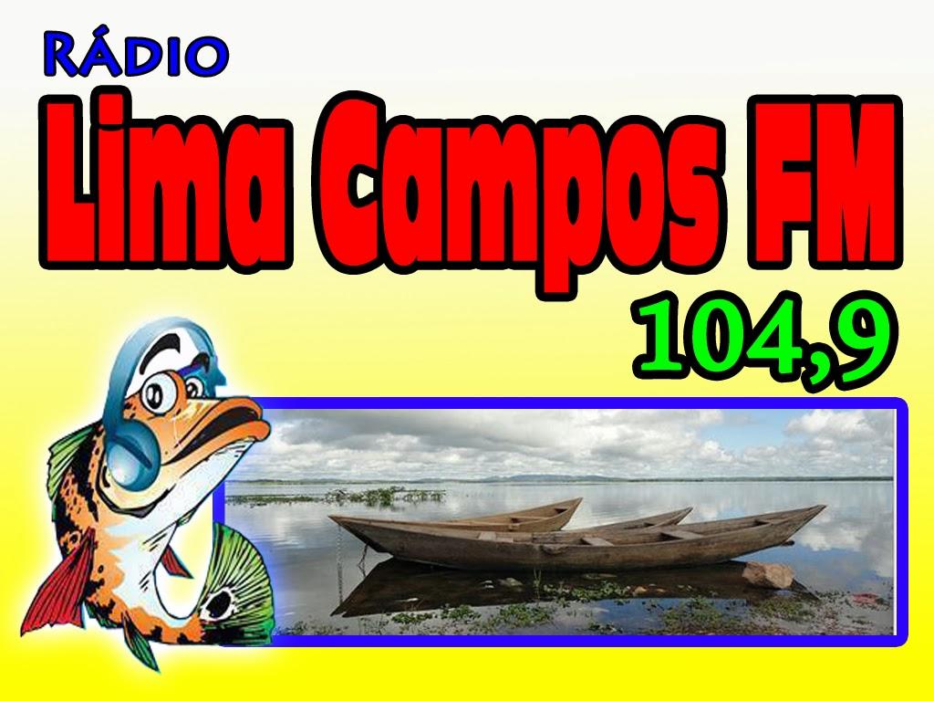 RÁDIO LIMA CAMPOS FM NO BLOG DO LACY