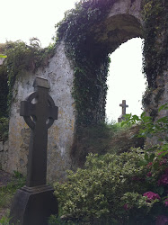 Ruins of the Parish Church in Schull, County Cork, Ireland