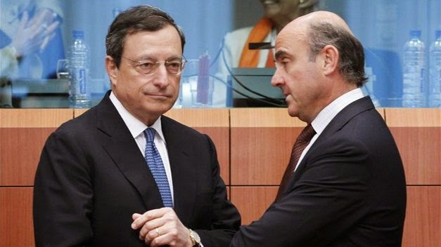 El Banco Central Europeo Refinancia a una banca europea carente de solvencia