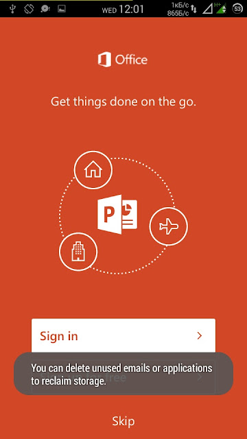 Download Microsoft Office 2016 for Android