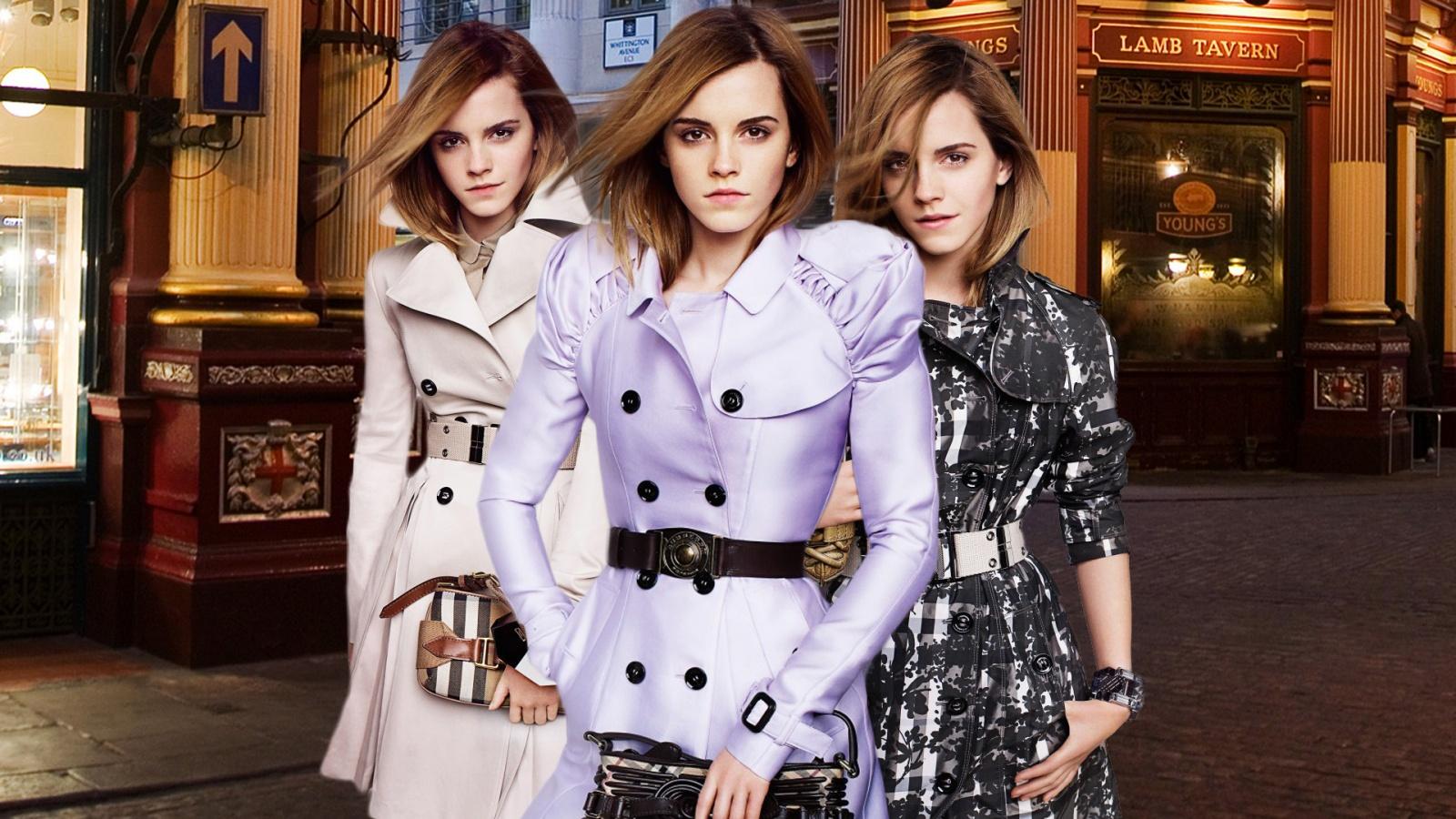 Emma Watson Hot Photoshoot 1080p