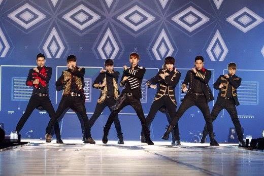 Super Junior Comeback Tarihini Belirledi , ´Hallyu´nun Kralları Geri Geliyor´ ///6 Temmuz 2014