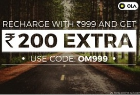 Ola-money-rs-200-cashback-on-deposit-of-rs-999-olacabs