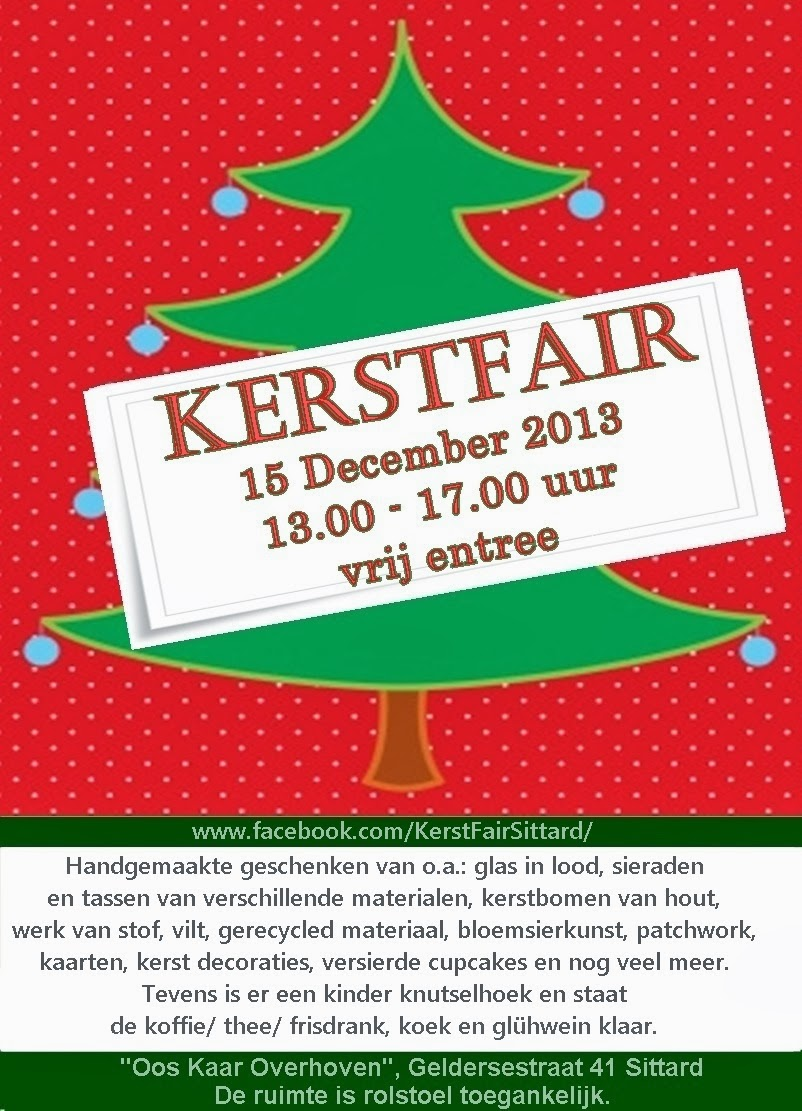 Kerst Fair in Overhoven