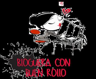 PREMIO BLOGUERA CON BUEN ROLLO