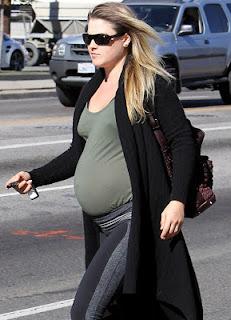 Ali Larter Pregnant
