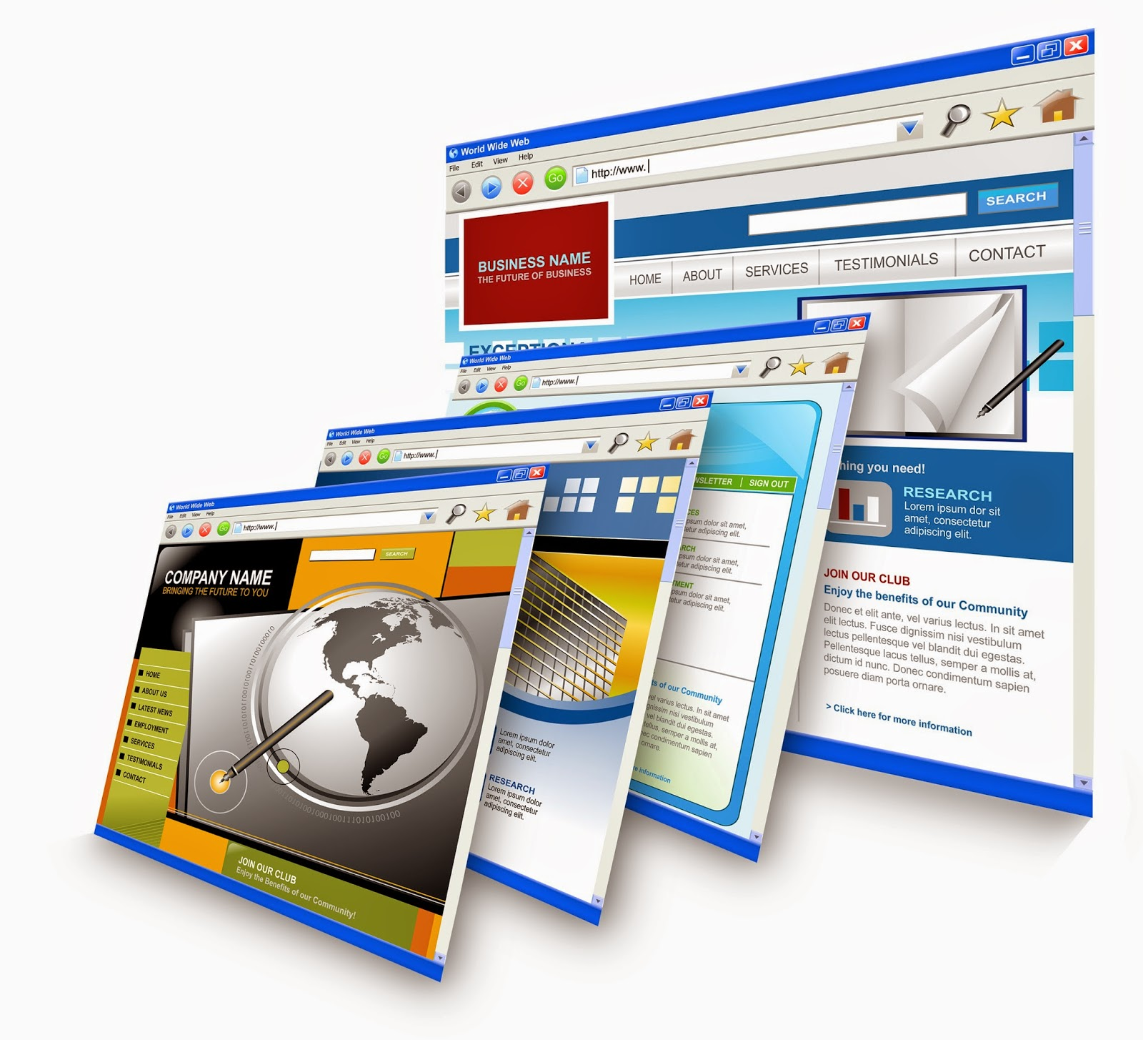 tips for website designing, Website Designing Company