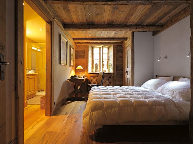 decoracion de interiores cabañas rusticas : decoracion de interiores cabañas rusticas:ESTILO RUSTICO: CABANA RUSTICAS SABOYANA