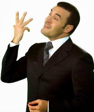 المغني العراقي كاظم الساهر