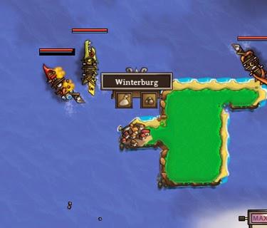 Pirateers 2 flash game