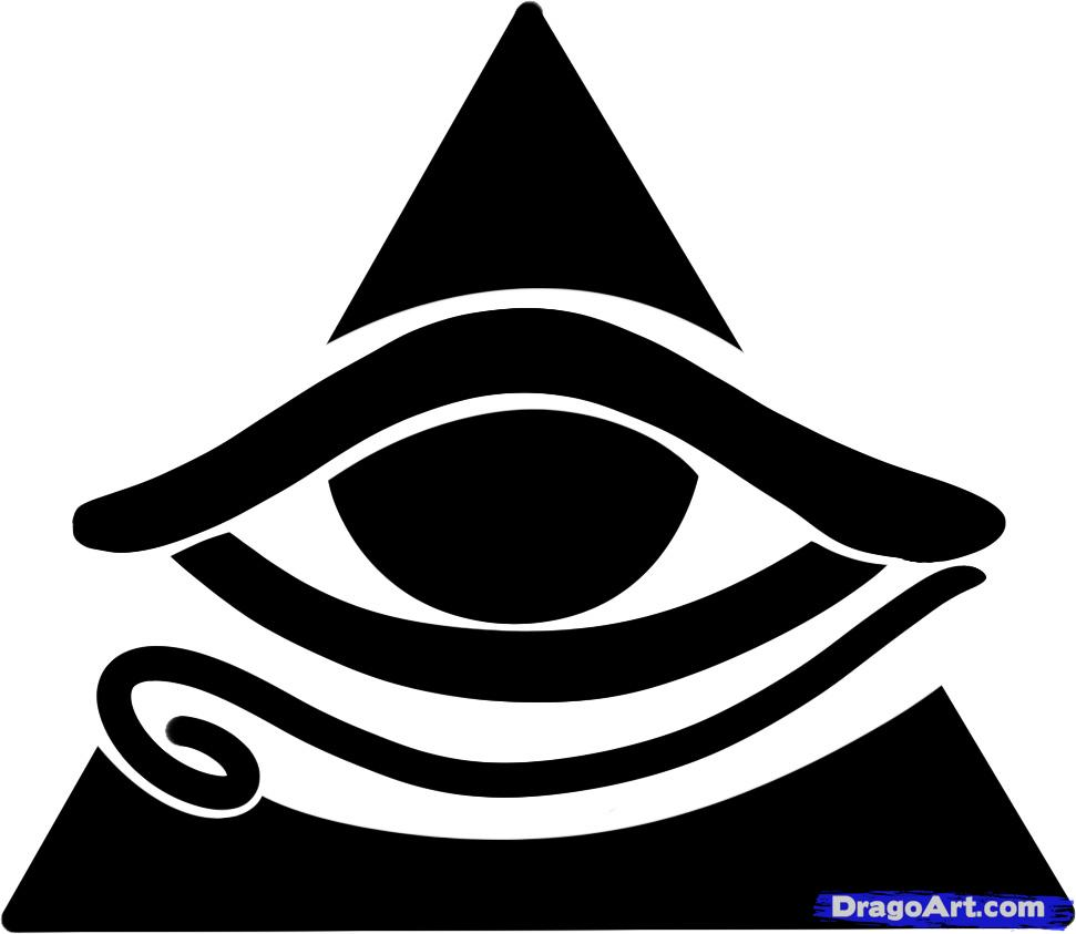 A Watchmans Revelation Part 1 Symbols The All Seeing Eye Pyramid