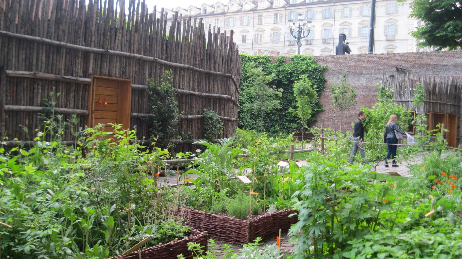 Archi tetti il giardino dei semplici - Il giardino dei semplici ...