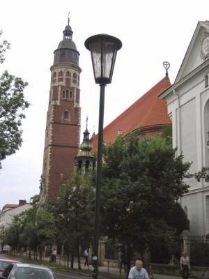 Kościół Najświętszego Serca Pana Jezusa w Krakowie