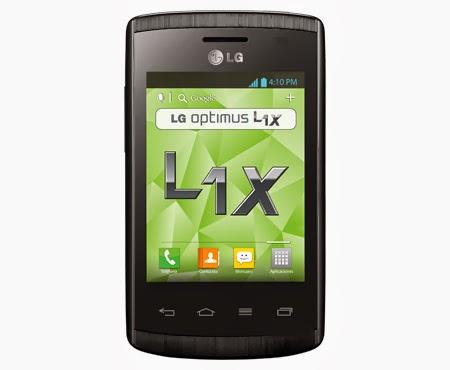 Smartphone LG Optimus L1X (E410)