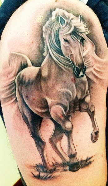 Tattoo Kuda - Horse Tattoos
