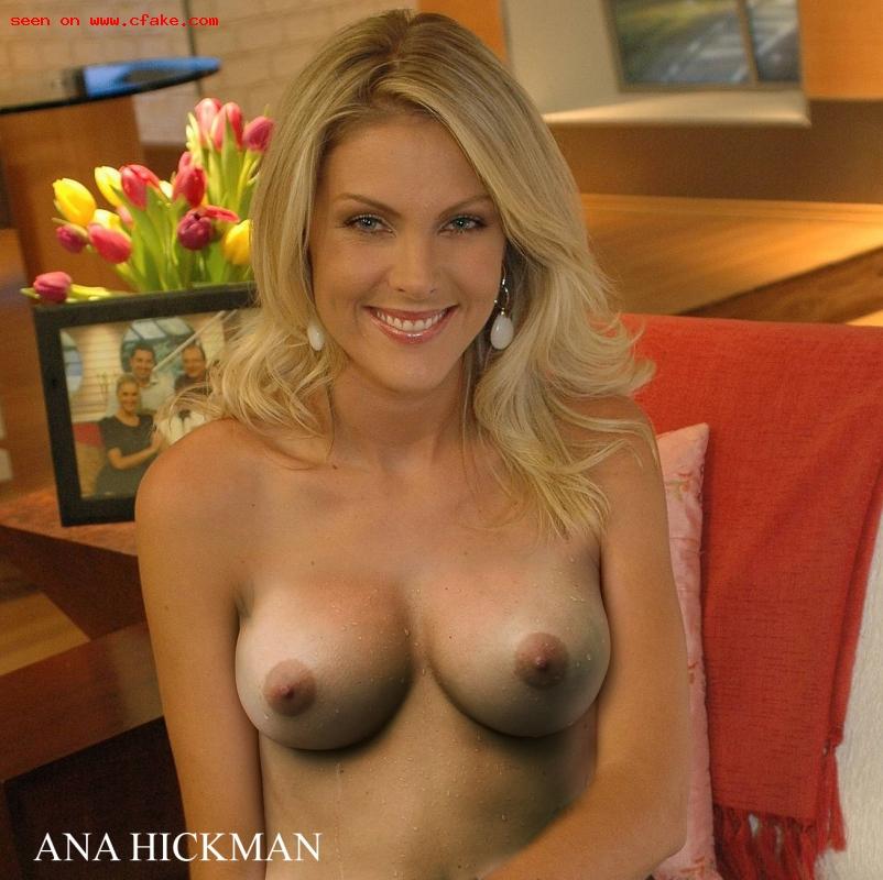 Ana Hickmann Porno