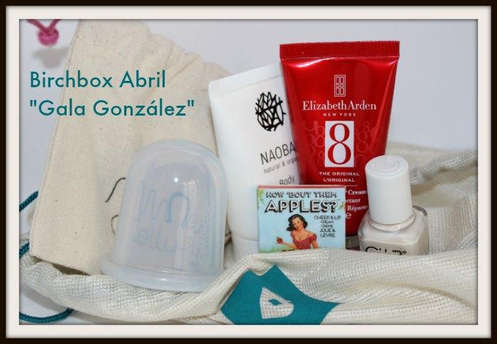 Birchbox Gala Gonzalez