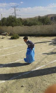 مجموعة مدارس بني محسن بتازة الجماعة القروية لكلدمان تحتفل باليوم الوطني للتعاون المدرسي