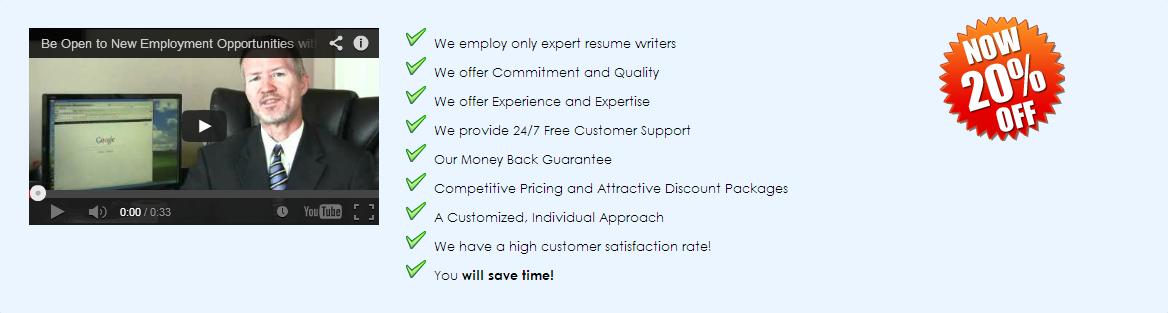 Resume writing service biz reviews