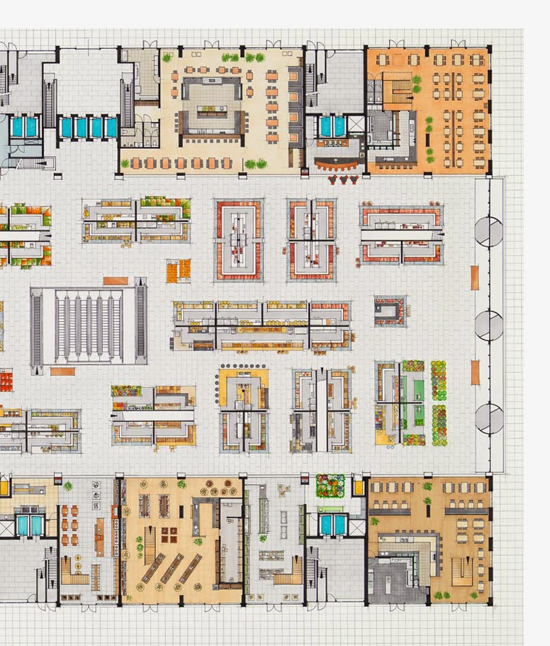 06-Ground-Floor-Plan-Markthal-Apartments-Market-Shops-and-Catering-Parking-www-designstack-co
