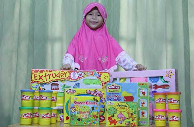 Fun Doh Mainan Anak Kreatif