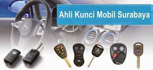 Ahli Kunci Mobil Surabaya