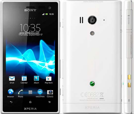 Is Sony Xperia Acro S shock proof?