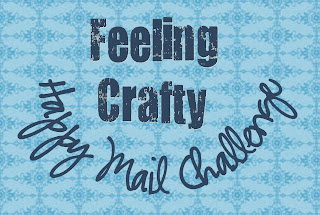 Join the Feeling Crafty Happy Mail Challenge www.feeling-crafty.co.uk