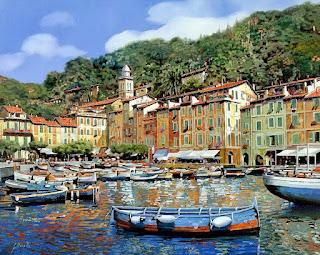 Pintura Paisaje Turistico