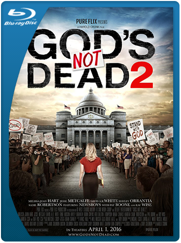 God's Not Dead 2 (2016) BrRip 1080p Latino