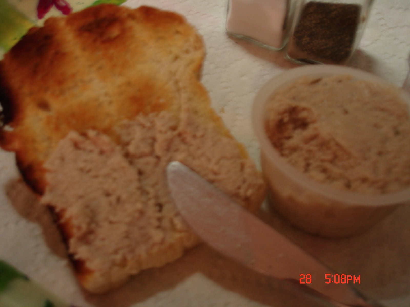Le carnet gourmand de simone creton sant for Creton maison