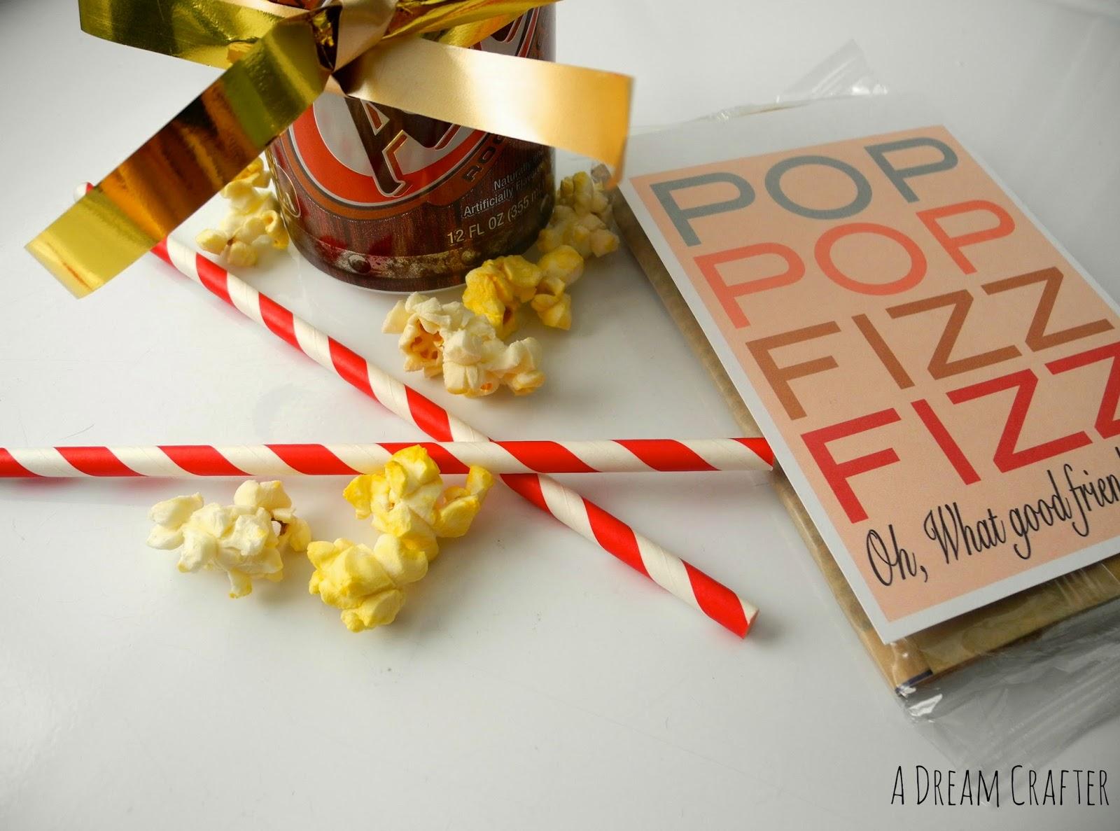 Pop Pop Fizz Fizz Neighbor Gift Idea