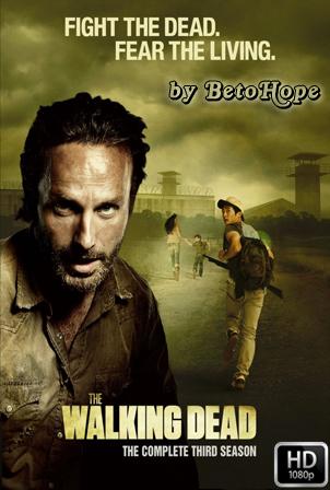 The Walking Dead Temporada 3 [720p] [Latino-Ingles] [MEGA]