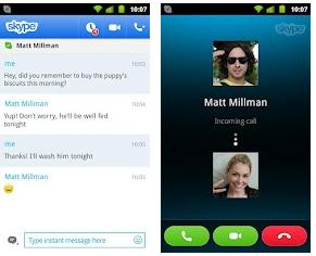DOWNLOAD APP SKYPE PER ANDROID GRATIS