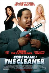 descargar Code Name: The Cleaner – DVDRIP LATINO