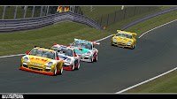 rFactor enduracers mod porsche cup 2