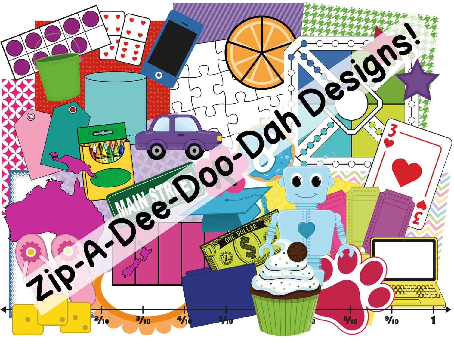 http://www.teacherspayteachers.com/Store/Zip-a-dee-doo-dah-Designs