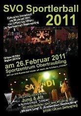 Das Plakat 2011