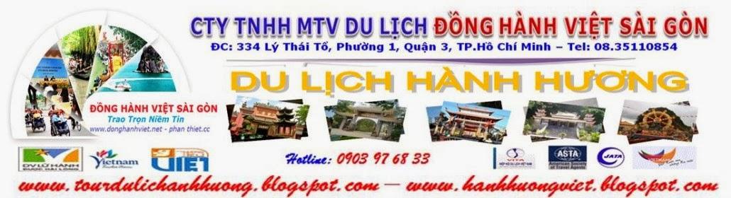 TOUR HÀNH HƯƠNG VIỆT NAM
