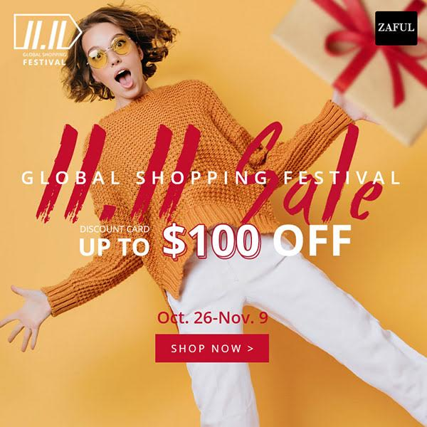 Zaful special promotion