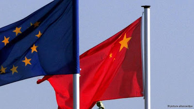 CÚPULA UE-CHINA VAI ALÉM DA CRISE DO EURO