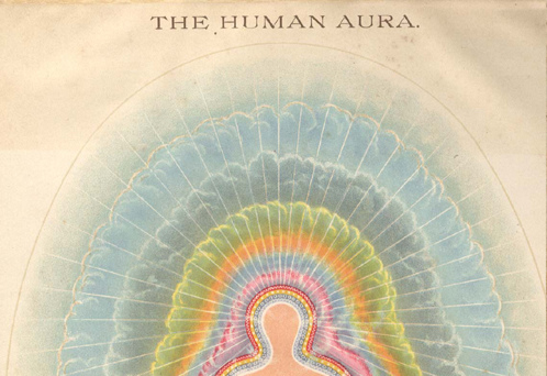 the human aura is believed to